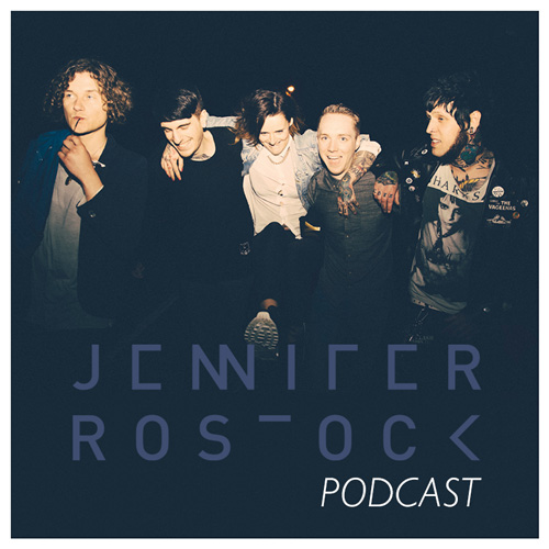 Jennifer Rostock Podcast